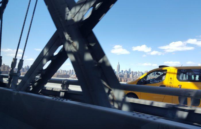 New York med liten budget…